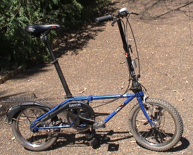 folding bicycle | a new recyclist
