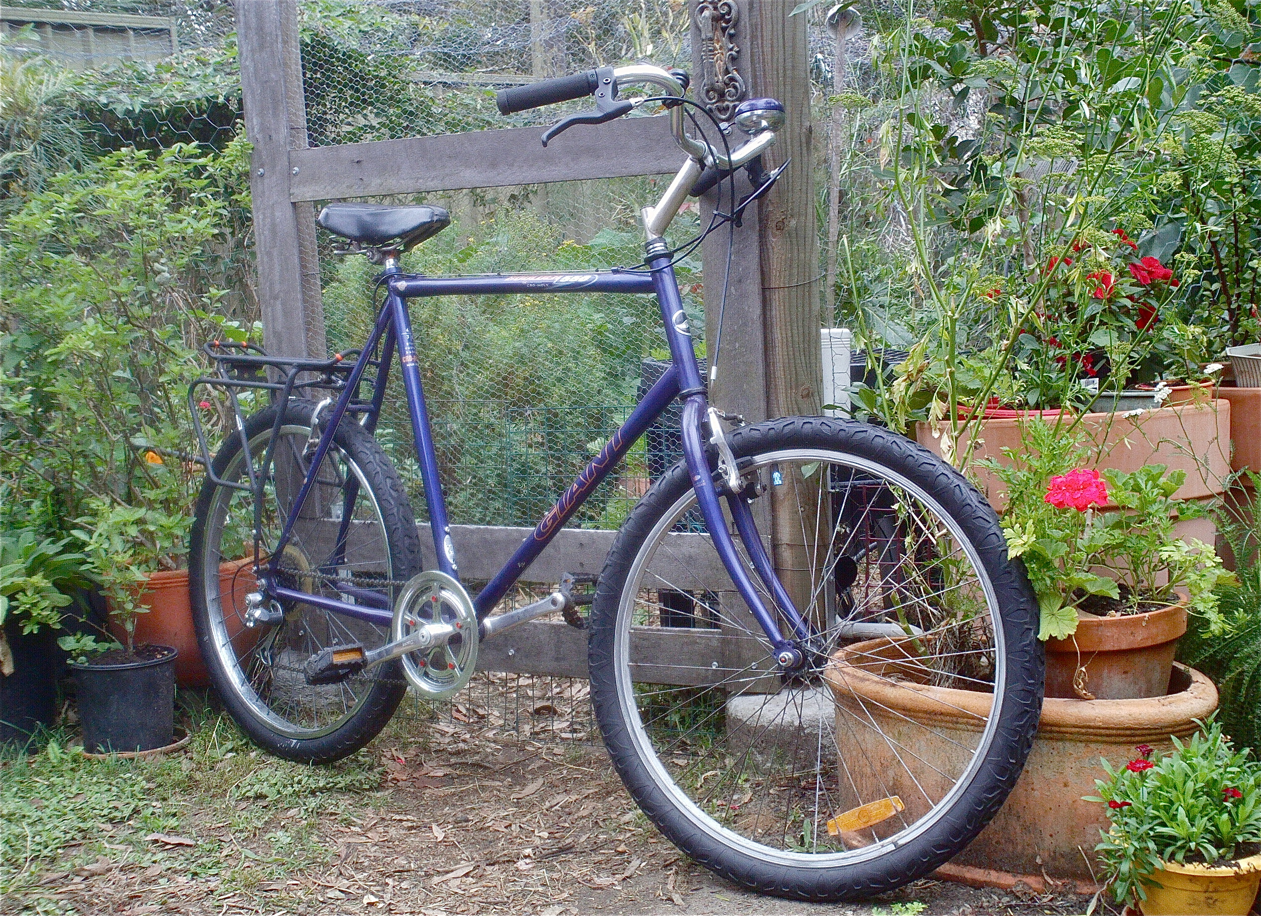 My Favourite Old Giant Beater A New Recyclist