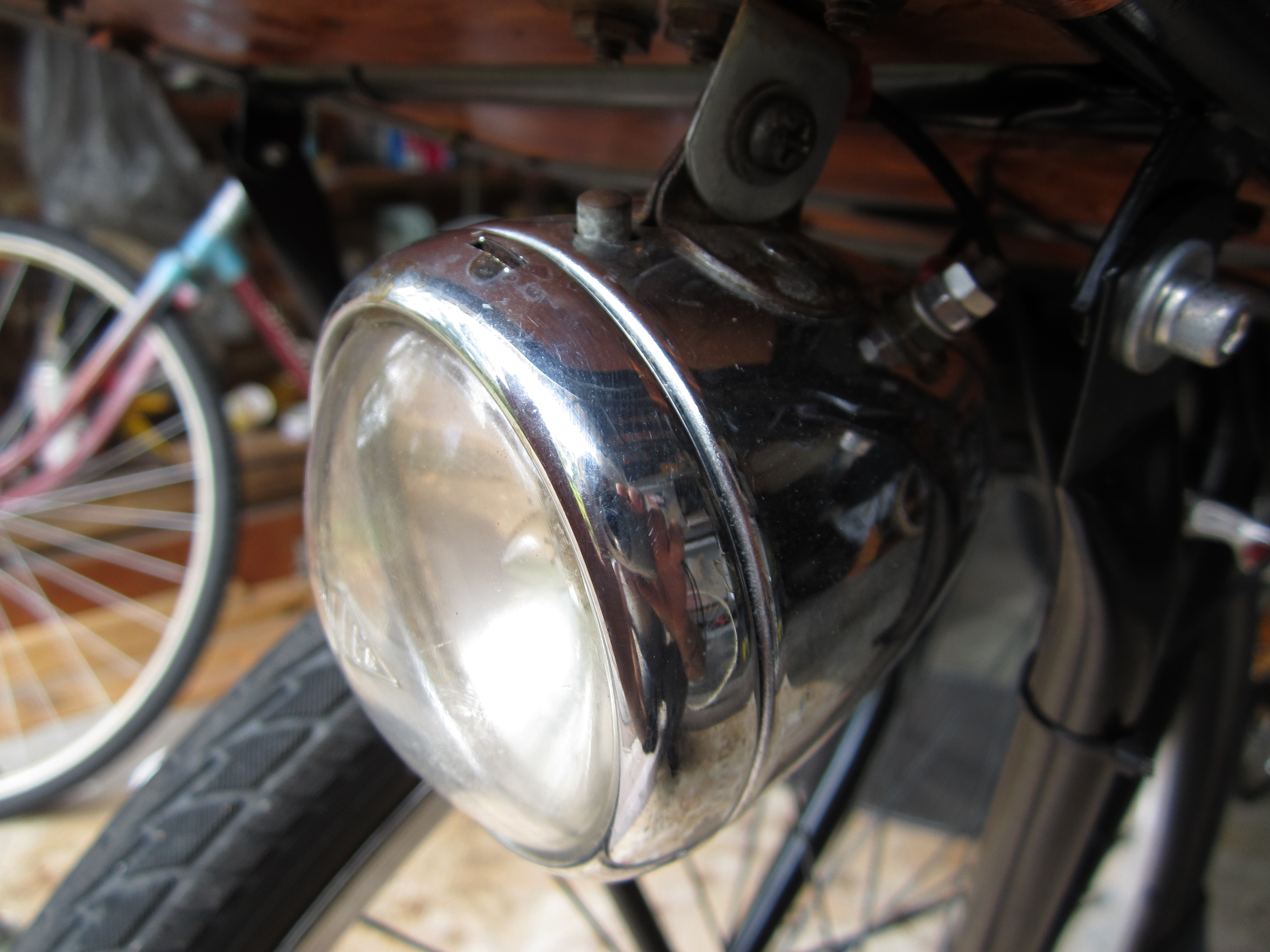 Vintage Miller Bicycle Generator Lights A New Recyclist