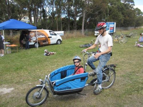 Fernleigh Track A New Recyclist