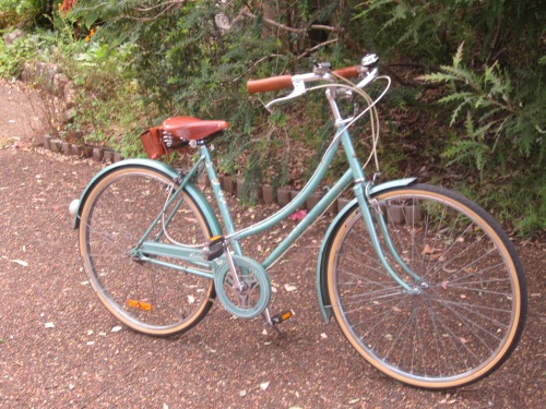 caprice, with new bars and stem