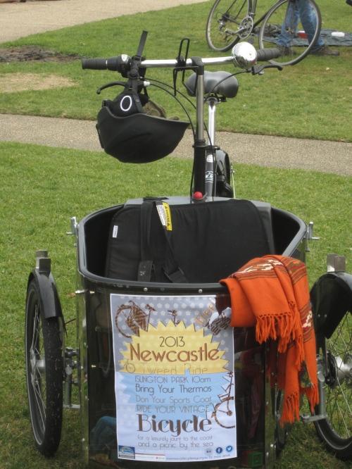 nihola cargo 3-wheeler