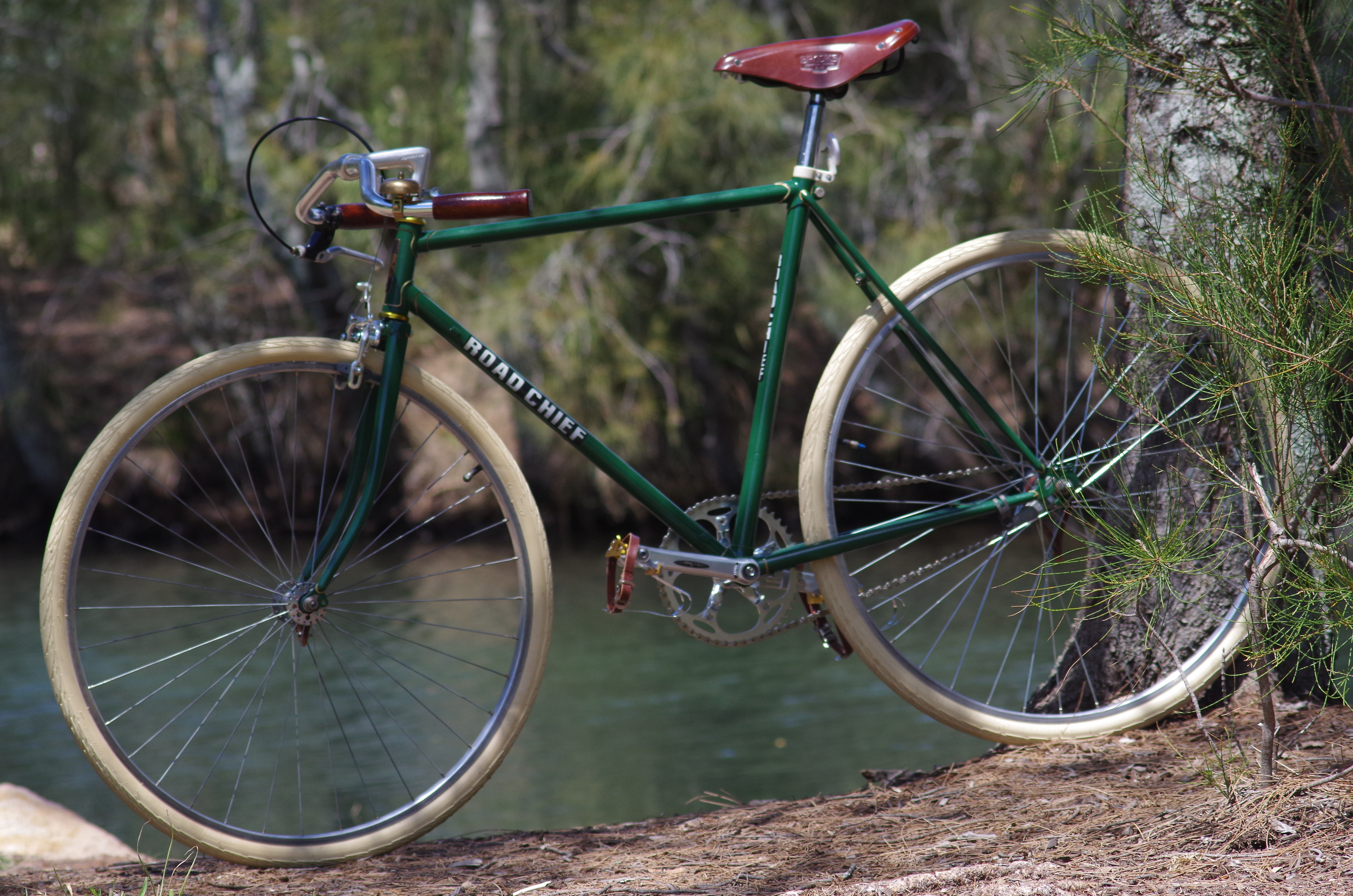 Diy Retro Bicycle