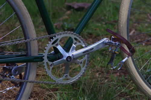 trad. chainset