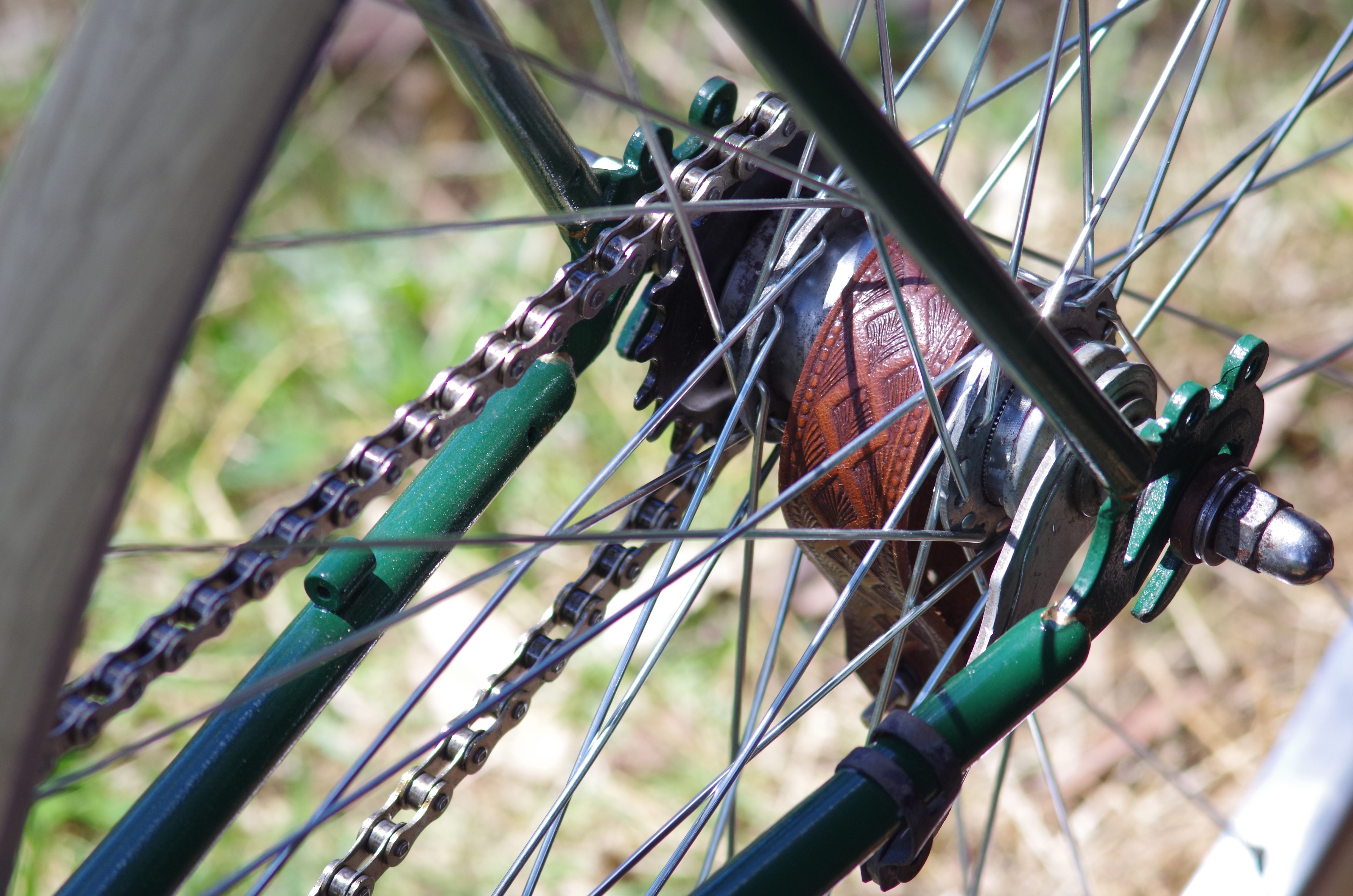 decorating your bike | a new recyclist