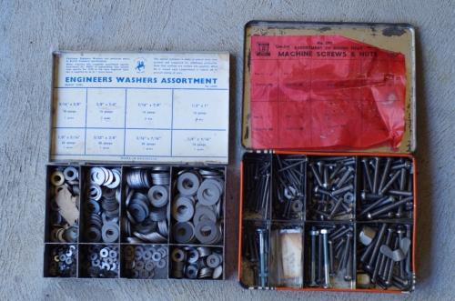 some vintage bits