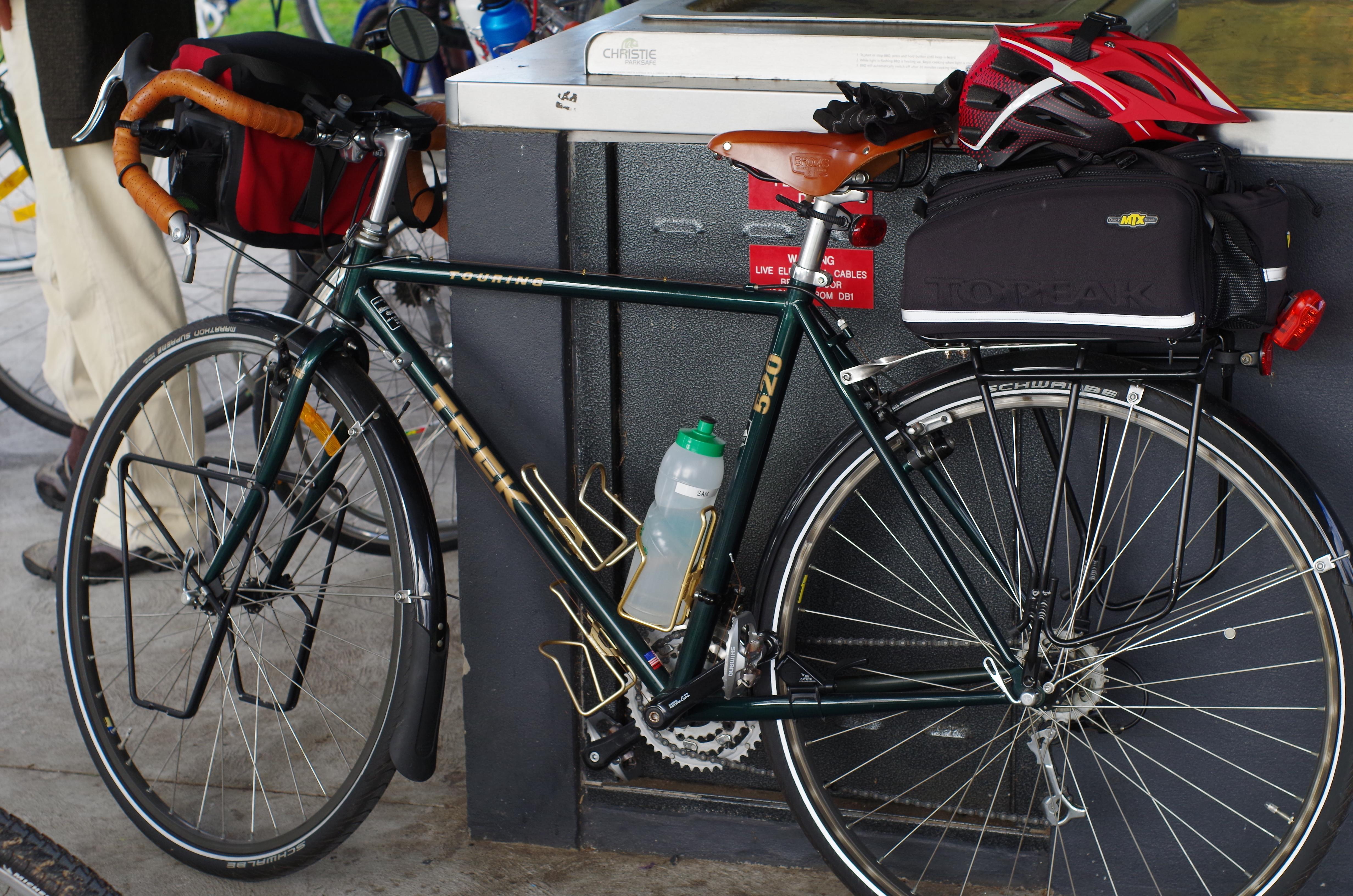Trek 520 A New Recyclist