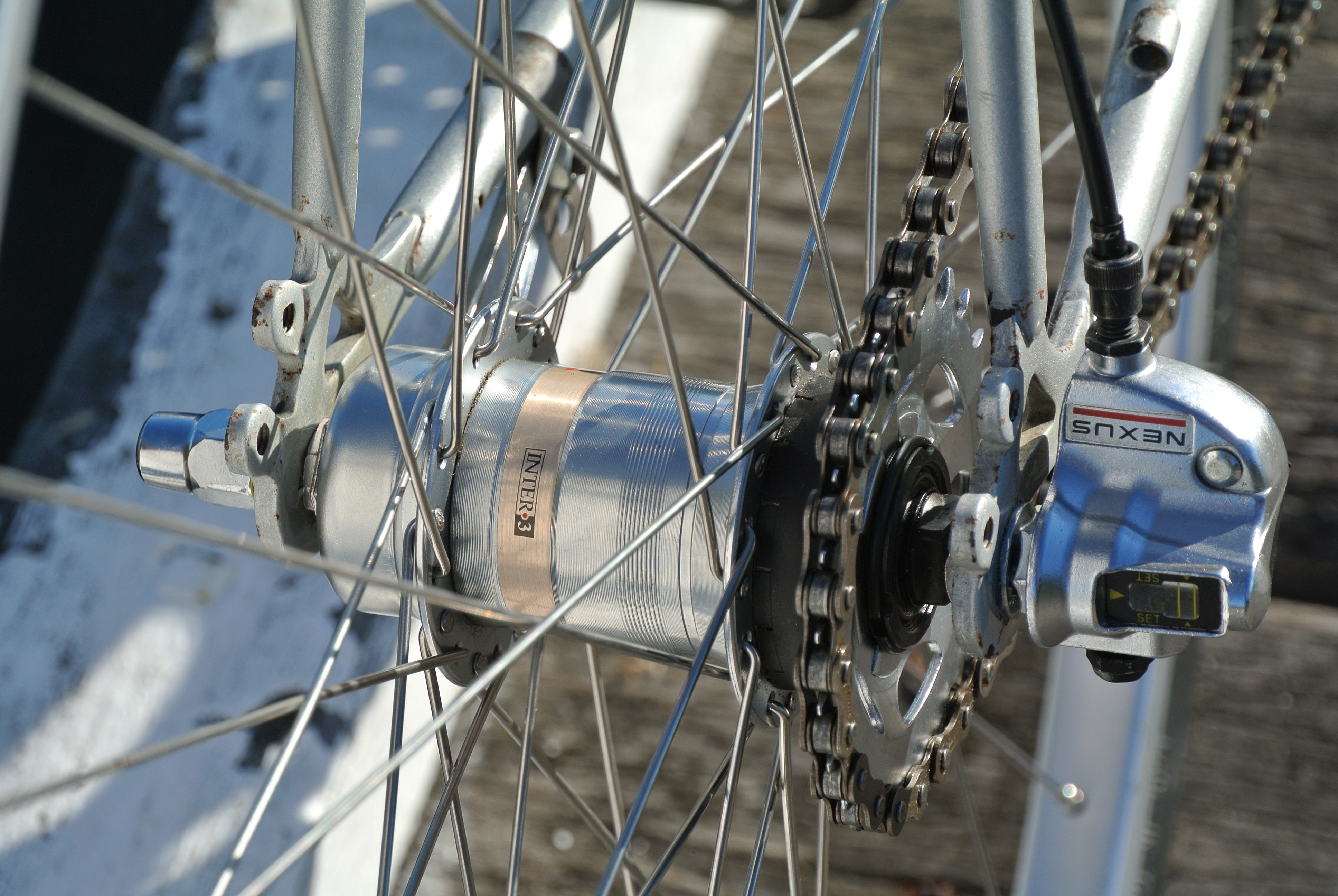 Converting 10 Speed Bicycles To 3 Speed A New Recyclist