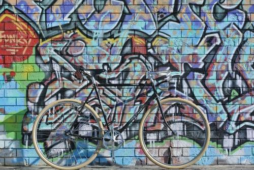 where's the bike ? - repco traveller