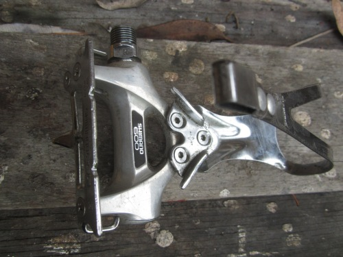 shimano 600 series pedals