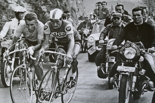 Anquetil vs. Poulidor 1964 - legendary !