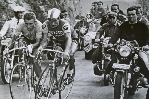 Anquetil vs. Poulidor 1964 - legendary !