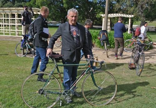 danny's healing bicycle